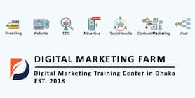 Digital Marketing Farm in Bangladesh for digital marketing training