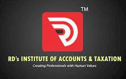 GST training at RD's Institute of Accounts and Taxation in Pune