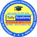 Tally with GST training at Tally Academy