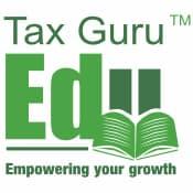 TaxGuru Edu for GST course in India
