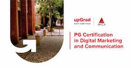 Online upGrad digital marketing course